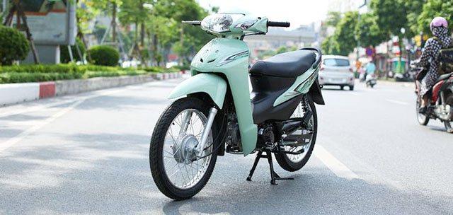 Giá xe máy wvae 50cc
