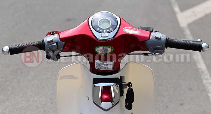 Đồng hồ xe cub 50cc classic vvip