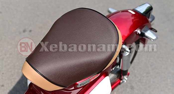 Yên xe cub 50cc classic vvip