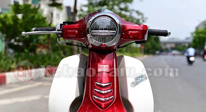 Đầu xe cub 50cc classic vvip