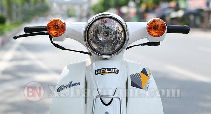 Đèn tròn xe cub 50cc new 2021