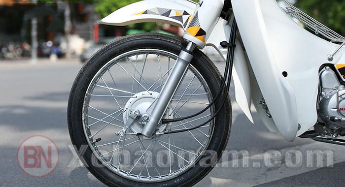 Phanh cơ xe cub 50cc new 2021