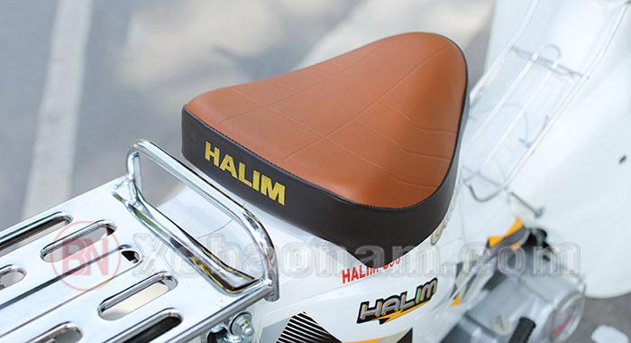 Yên xe cub halim 50cc