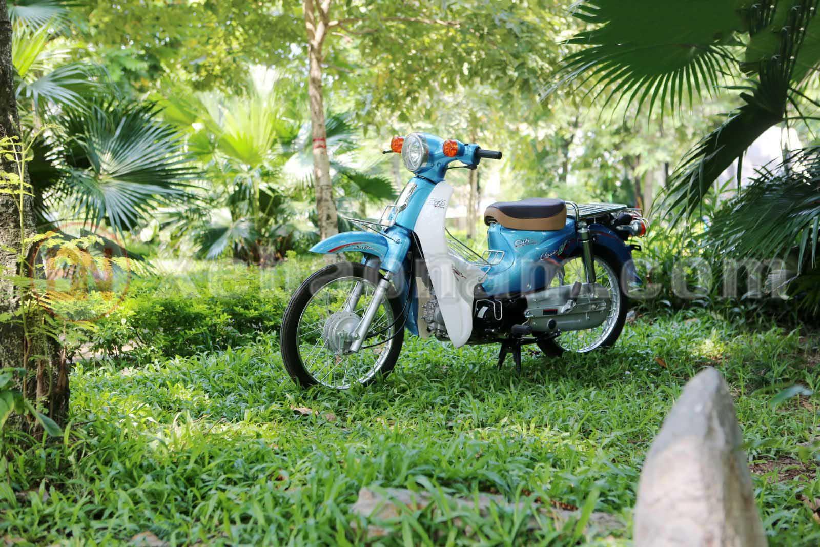 Xe cub 81 50cc việt thái