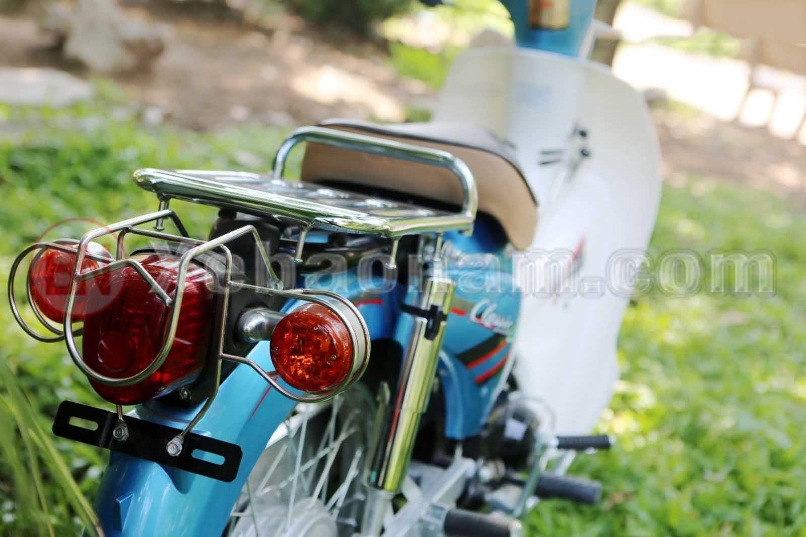 Đèn hậu xe cub 81 50cc việt thái