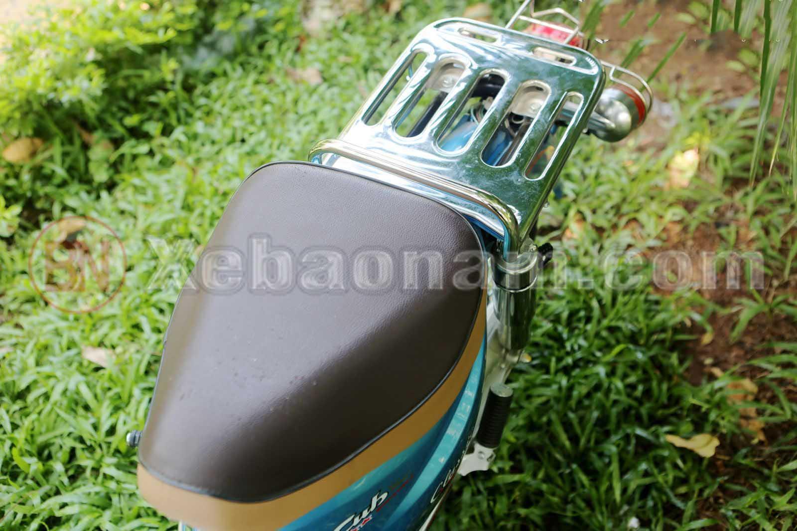 Đôi yên xe cub 81 50cc việt thái