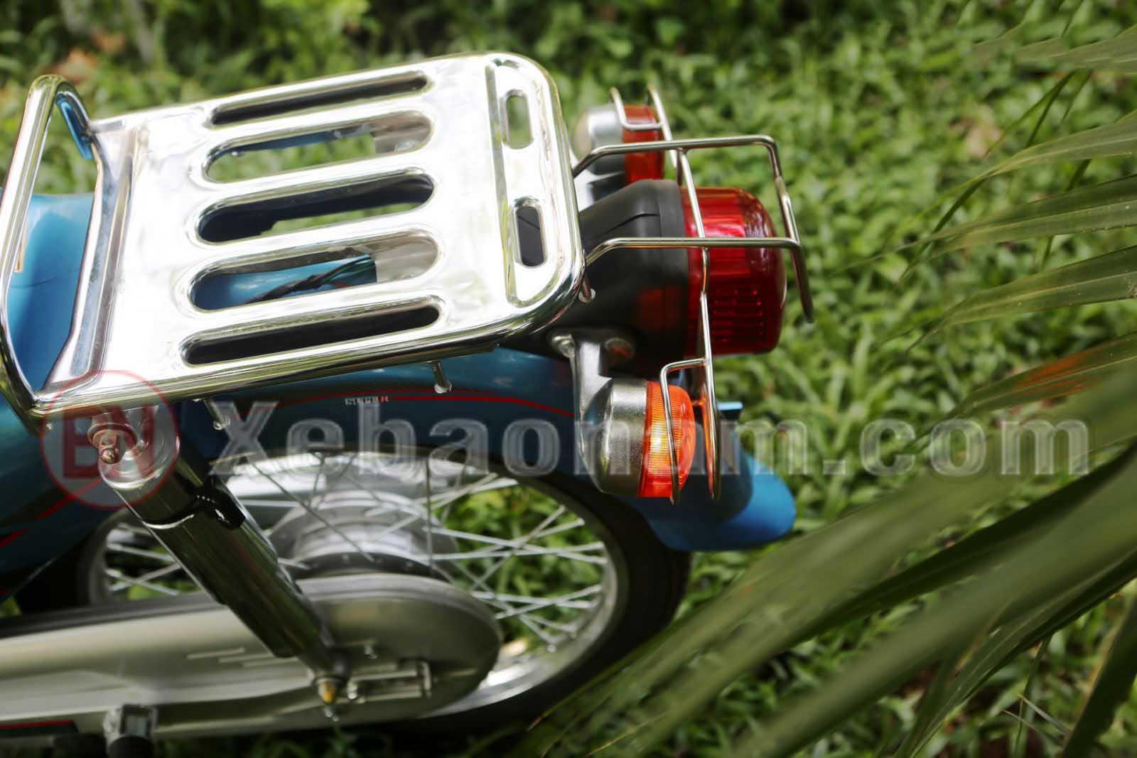 Yên sau xe cub 81 50cc việt thái