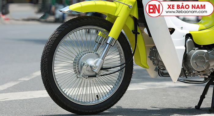 Bánh trước xe cub classic 50cc