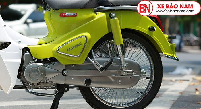 Động cơ xe cub classic 50cc