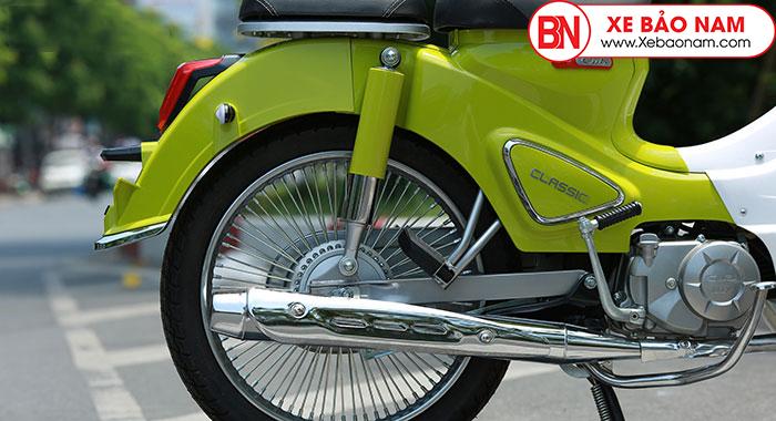 Hệ thống giảm sóc xe cub classic 50cc
