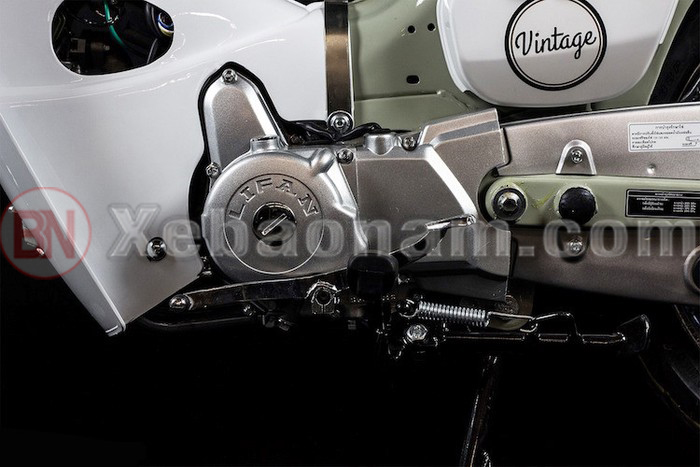 Gạt số xe cub 50cc lifan