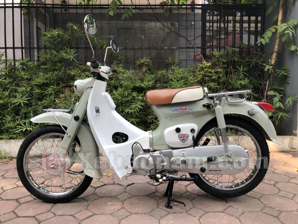 Xe cub 50cc lifan