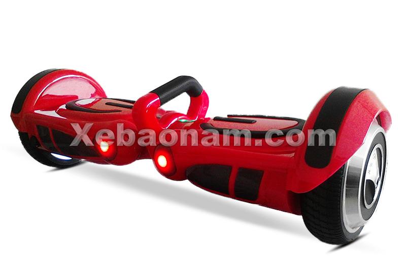 Xe điện cân bằng R18 màu đỏ