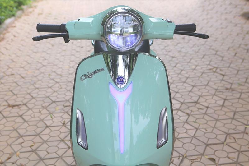 Đèn xe máy điện Vespa Nioshima Lx