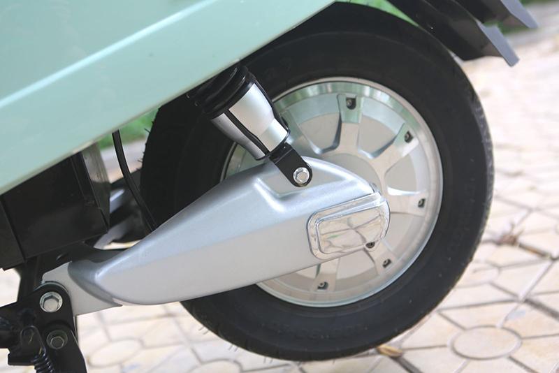Động cơ xe máy điện Vespa Nioshima Lx