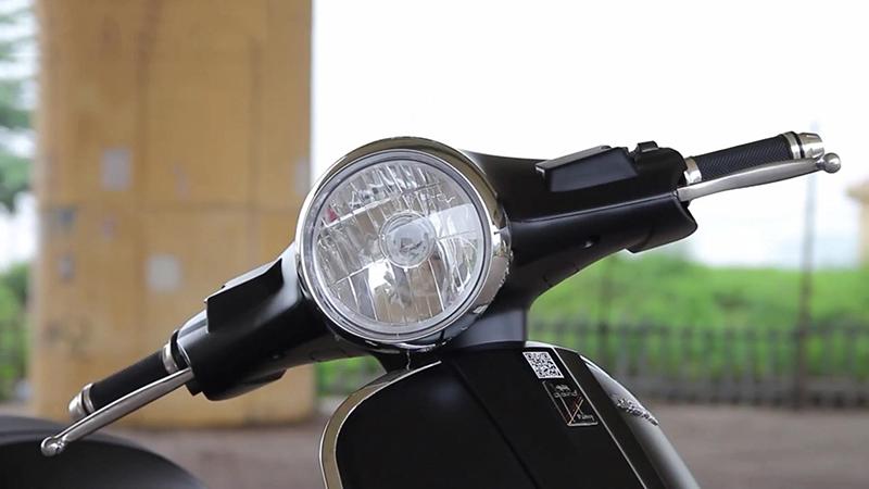 Đèn xe máy điện Vespa Dibao Pansy