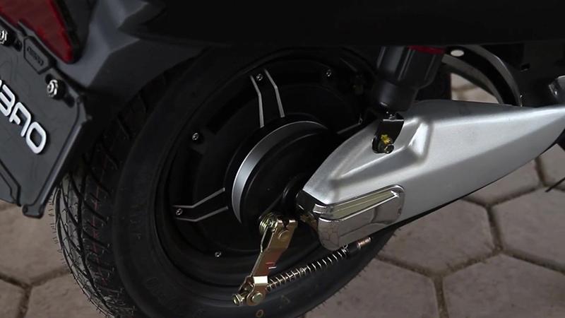 Động cơ xe máy điện Vespa Dibao Pansy