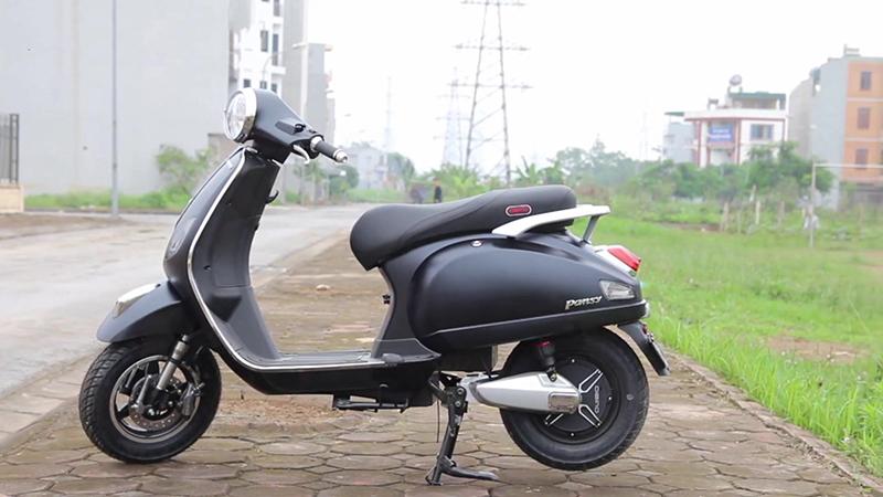 Xe máy điện Vespa Dibao Pansy