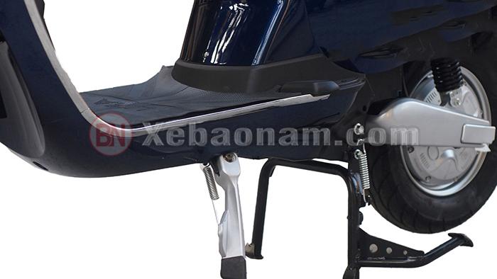 Sàn để chân xe máy điện vespa lima