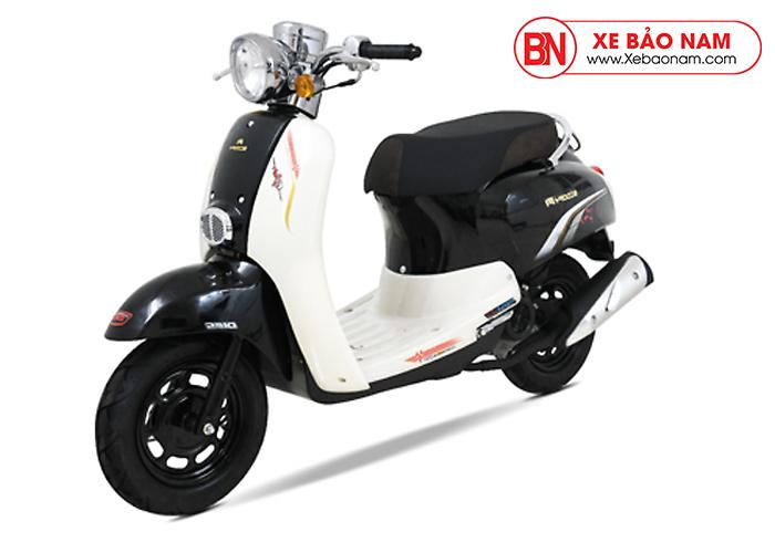 Xe ga 50cc Crea Việt Thái Màu Đen