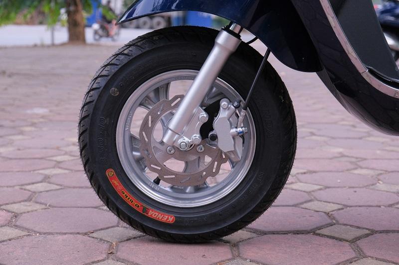 Phanh đĩa xe ga 50cc Kitafu 50Vs Detech