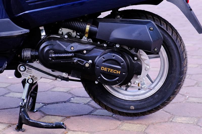 Động cơ xe ga 50cc Kitafu 50Vs Detech
