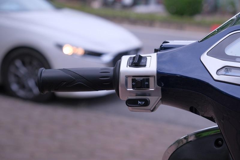 Cụm tay trái xe ga 50cc Kitafu 50Vs Detech