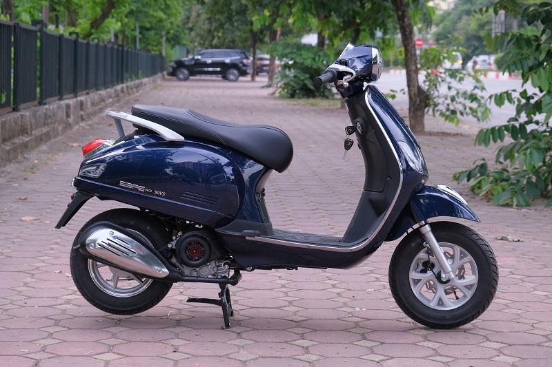 Xe ga 50cc Kitafu 50Vs Detech