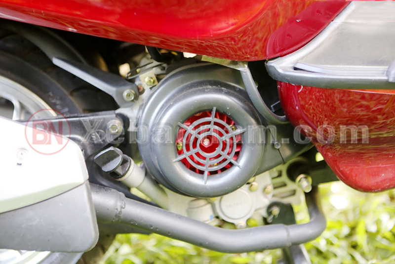 Động cơ xe ga 50cc nioshima f1