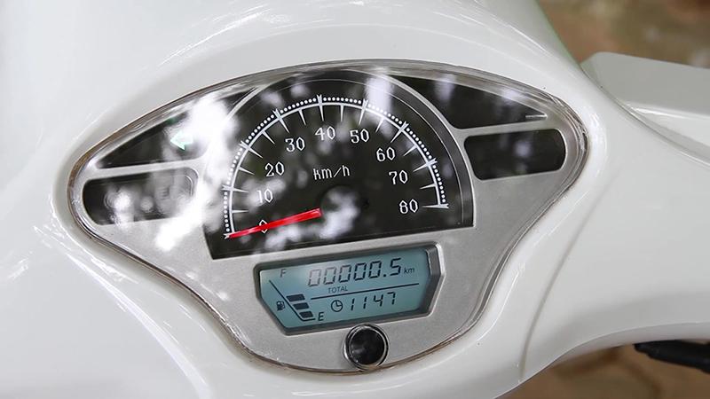 Mặt đồng hồ xe ga 50cc roma se dk bike