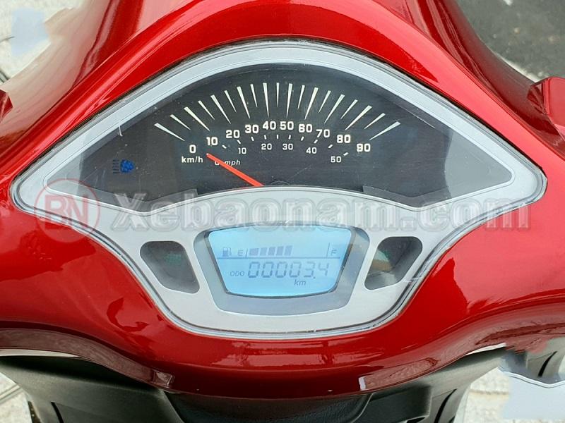 Đồng hồ điện tử xe ga 50cc s nio 2021 chính hãng Nioshima