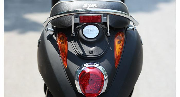 Cặp đèn hậu xe ga elite sym 50cc