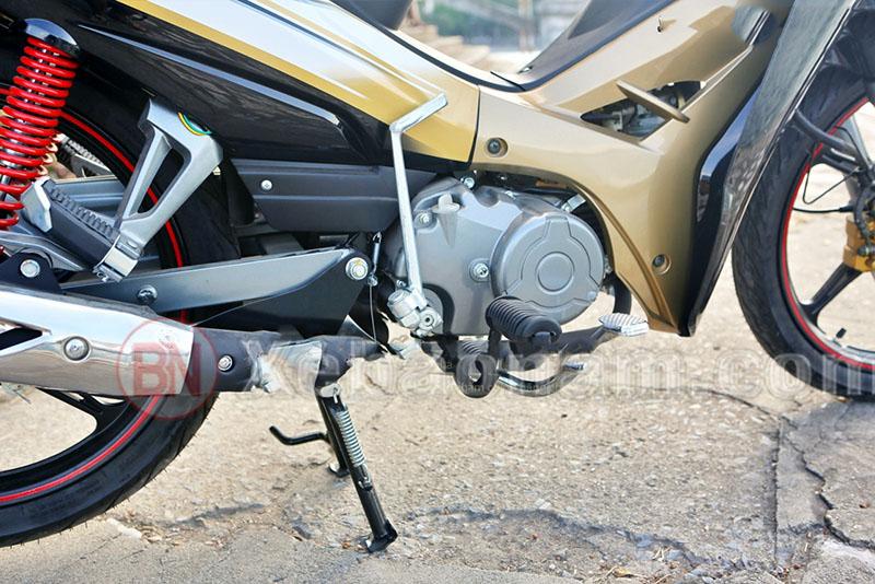 Động cơ xe máy sirius 50cc