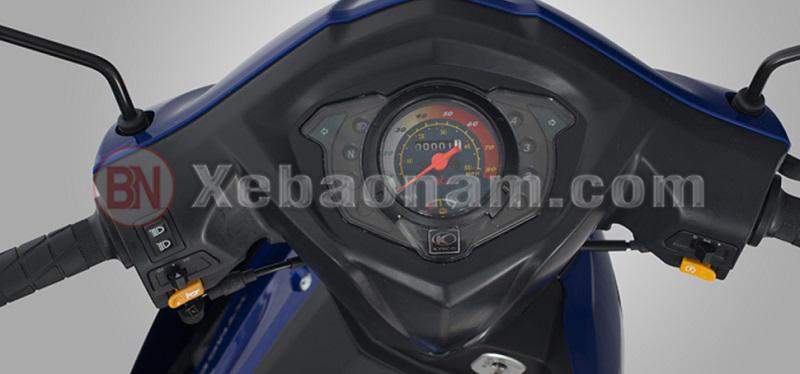 Mặt đồng hồ xe máy 50cc kymco visar s