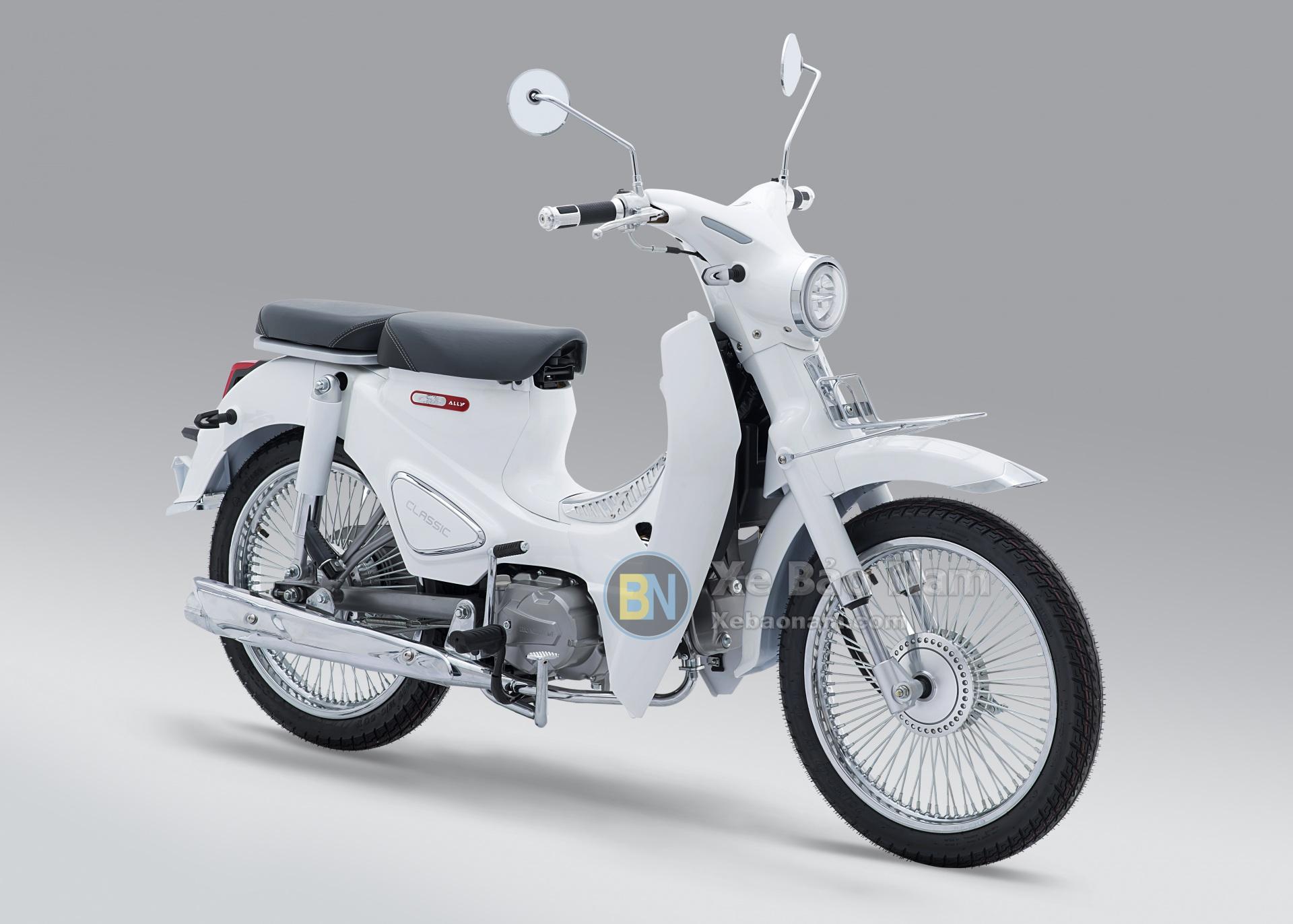 xe-may-cub-classic-110-mau-trang