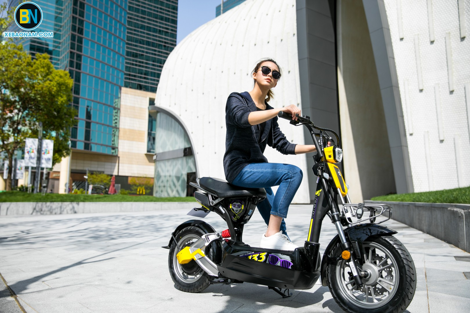 Xe máy điện M133ds chính hãng giant – Xe Bảo Nam