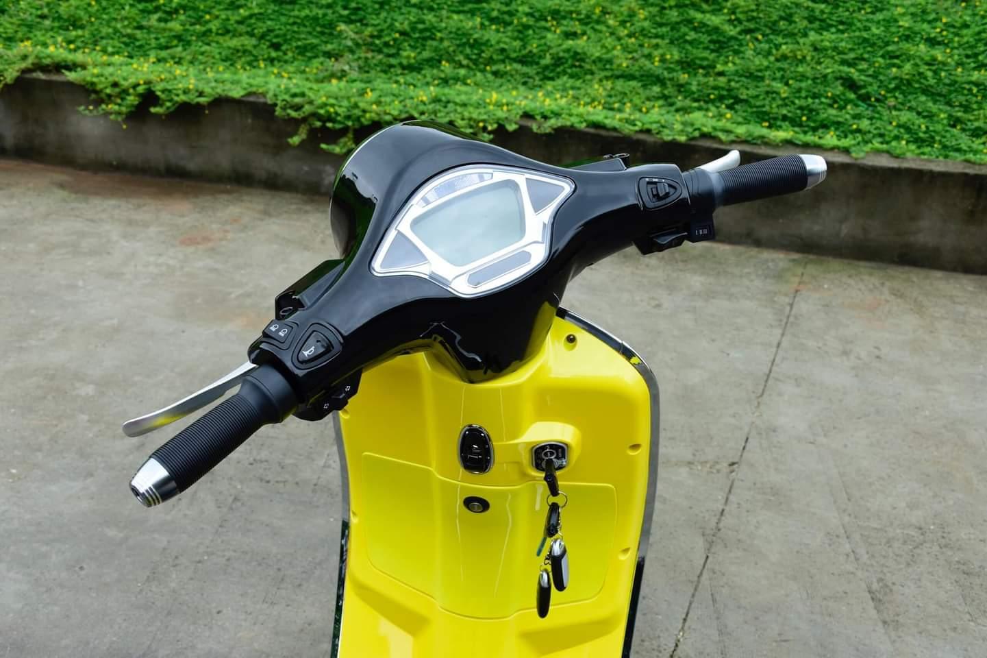 Đồng hồ xe máy điện osakar nispa sv