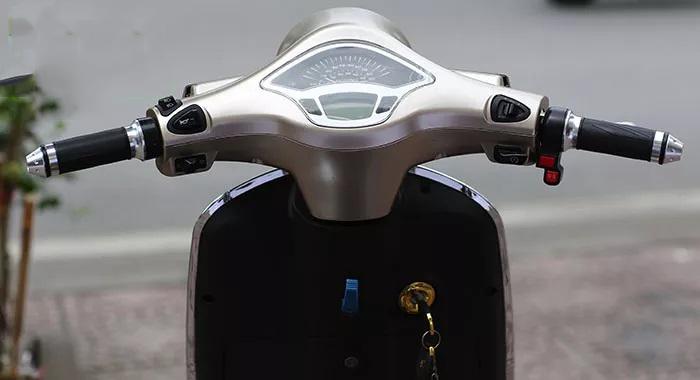 Đồng hổ xe máy điện vespa nioshima s