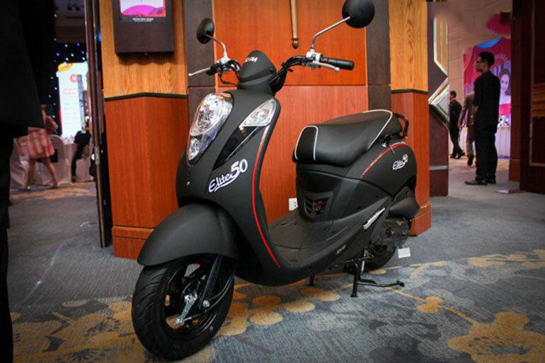 xe máy elite sym