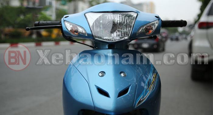 Hệ thống đèn xe máy wave 50cc halim