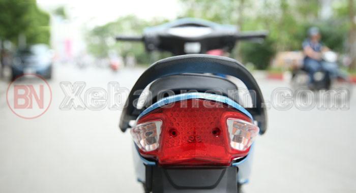 Cụm đèn hậu xe máy wave 50cc halim