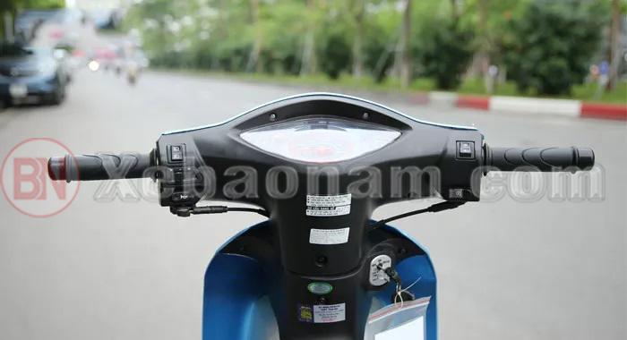 Đồng hồ xe máy wave 50cc halim