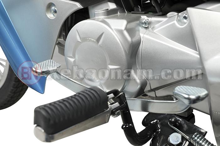 Động cơ xe máy wave 50cc halim