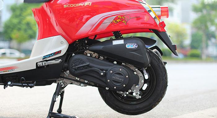 Động cơ xe tay ga 50cc crea 2020