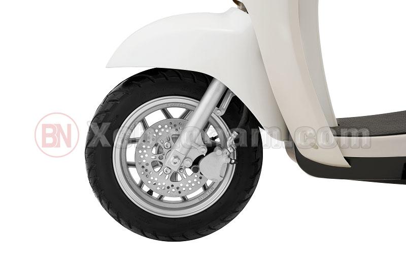 Bánh trước xe tay ga 50cc crea việt thái