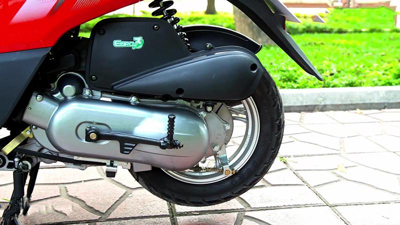 Động cơ xe tay ga 50cc tact nhập khẩu
