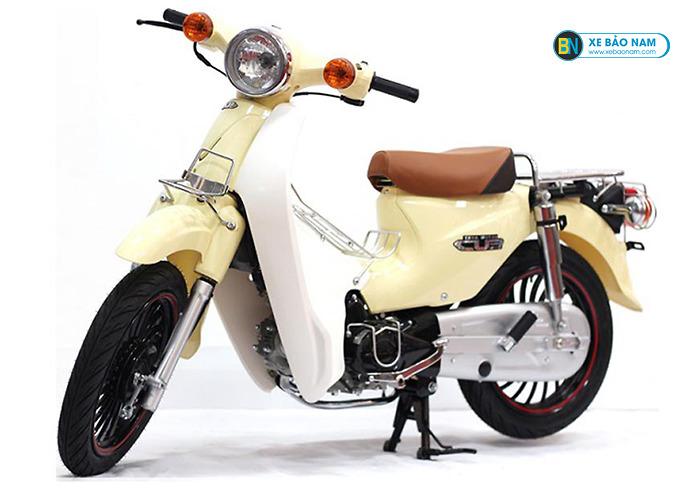 xe máy Cub lùn bánh bèo