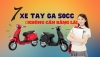 Nên Chọn Dòng Xe Ga 50cc Nào Thì Tốt Nhất | Xe Bảo Nam