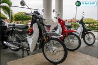 Sự thật về mức giá của xe 110cc Cub Classic