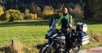66 tuổi lái mô tô phân phối lớn qua hơn 30 Quốc gia và 40 vùng lãnh thổ